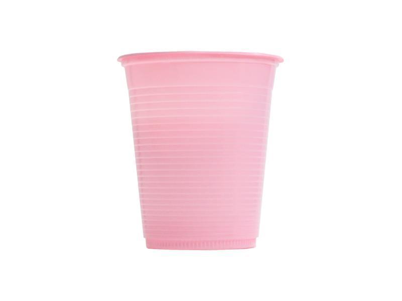 COPO PLAST ROSA FORFEST- C200RS C/50 UNIDADES
