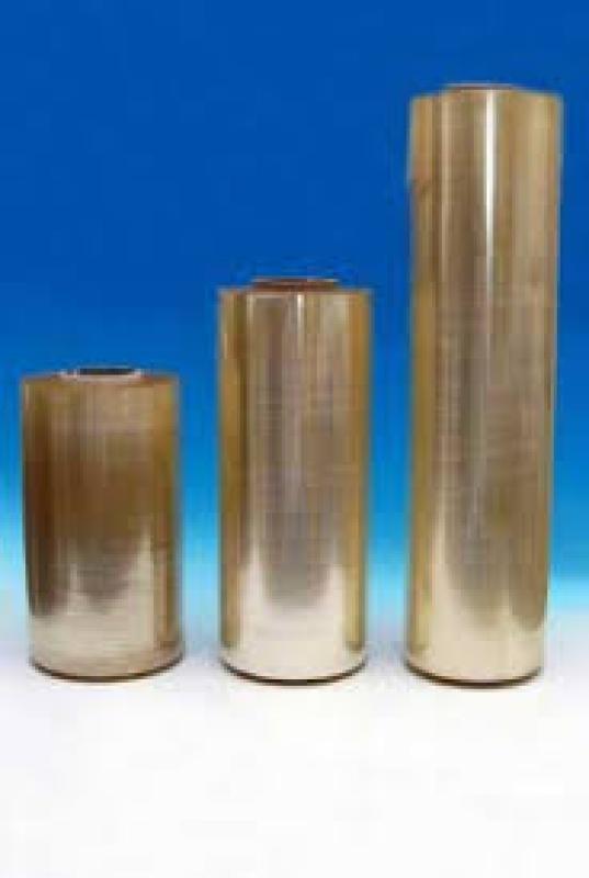 BOBINA FILME PVC 38 CM 09 MICRAS C/500MTS