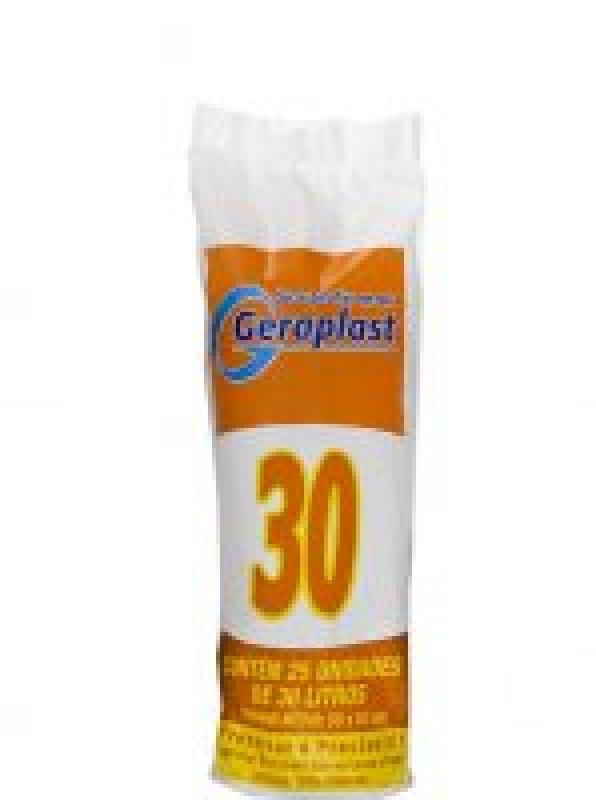 ROLO LIXO GERAPLAST 30 LITROS C/ 25 UN